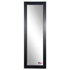 Ava Black Superior Full Length Body Mirror