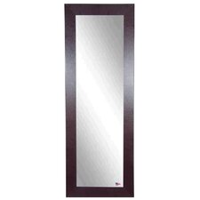 Ava Brown Leather Full Length Body Mirror
