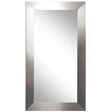 Ava Silver Wide Full Length Body Mirror