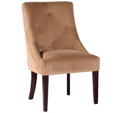 Microfiber Parsons Chair
