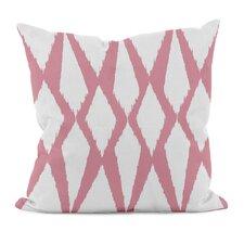 Geometric Decorative Hypoallergenic Throw Pillow