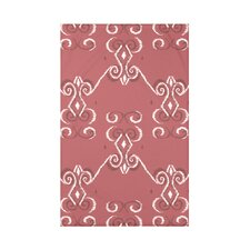 On the Line Polyester Fleece Throw Blanket
