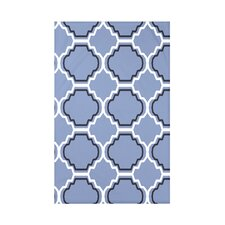 Road to Morocco Geometric Print Polyester Fleece Throw Blanket