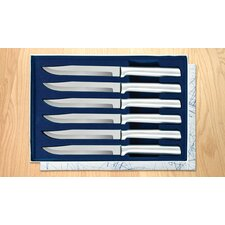 6 Piece Utility/Steak Knife Gift Set