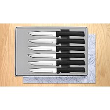 6 Piece Serrated Steak Knife Gift Set