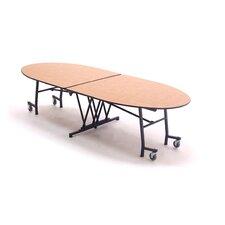 "121"" x 46"" Empire Classroom Table"