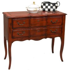 Et Cetera 2 Drawer French Chest