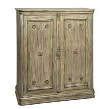 Et Cetera Painted Door Cabinet