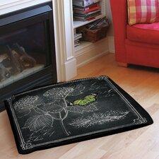 Chalkboard Botanical 1 Indoor/Outdoor Pet Bed