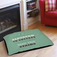 Take the Stairs Indoor/Outdoor Pet Bed