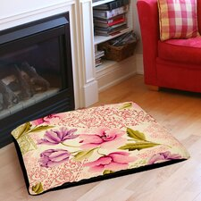 Tulips and Lace Indoor/Outdoor Pet Bed