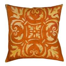 Mosaic Printed Throw Pillow