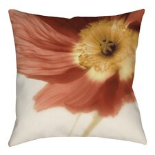 Mystic Poppy 1 Indoor/Outdoor Throw Pillow