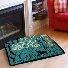 Dog Commands Indoor/Outdoor Pet Bed