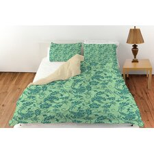 Sultry Blues Duvet Cover Collection