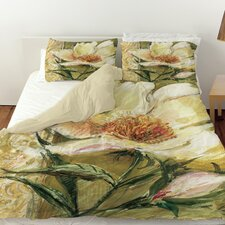 Sketchbook Floral Duvet Cover