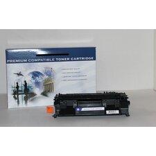HP Ce505A (05M) Reman Toner Cartridge, 2,300PY, Black, Micr