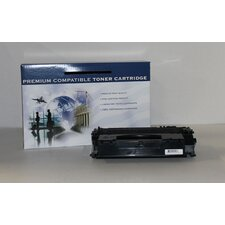 HP C505X (05X) Reman Toner Cartridge, 6,500PY, Black