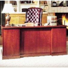 Legacy Executive Desk with Single Pedestal