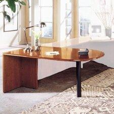"Forte 29"" H x 72"" W Peninsula Desk"