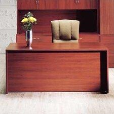Hyperwork Executive Desk with Box / File Pedestal