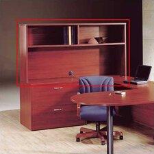 "Hyperwork 36.5"" H x 72"" W Desk Hutch"