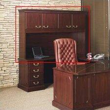 "Bedford 48"" H x 72"" W Desk Hutch"