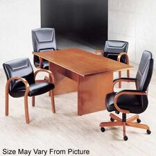 Contempo Rectangular Conference Table