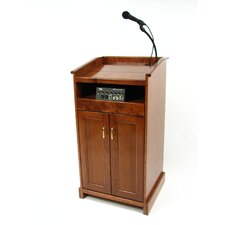 Collegiate Evolution Sound System Full Podium