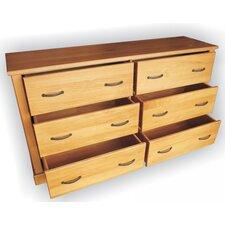 6 Drawer Argo Dresser