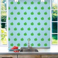 "2.17' x 26"" Apple Food Beverage Wallpaper"