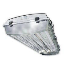 4 Light Vapor Proof High Bay Fluorescent Light Fixture