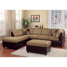 Comfort Living Modular Sectional