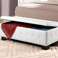 Sparkle Upholstered Storage Bedroom Bench
