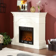 Lincoln Harvest Electric Fireplace