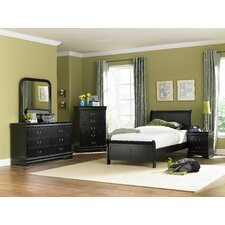 Marianne Sleigh Customizable Bedroom Set