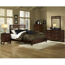 Paula II Panel Customizable Bedroom Set
