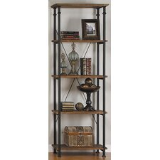 "Factory 74.5"" Standard Bookcase"