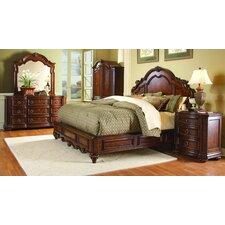 1390 Series Panel Customizable Bedroom Set