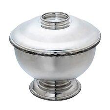 Heritage Banded Bead Centerpiece Decorative Bowl