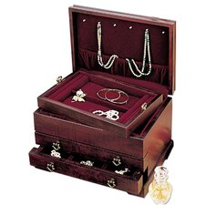 Colonial Jewelry Box