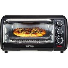 0.7-Cubic Foot Countertop Convection Oven
