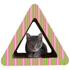 Scratch 'n Shapes Triangle Combo Recycled Paper Scratching Post
