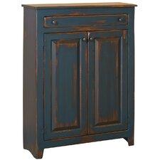 Anna 1 Drawer 2 Door Cabinet