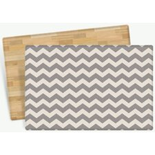 Zig Zag Design Cushion Mat
