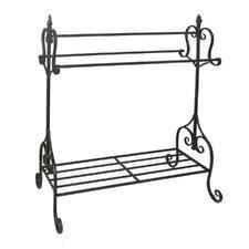 Unique Quilt Rack