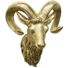Majestically Designed Ram Wall Décor