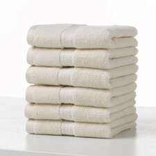 Wash Cloth (Set of 6)