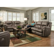PandoraSofa Double with Power Head Rest Recliner