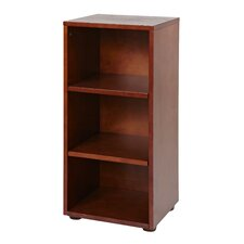 "Low Narrow 31.75"" Standard Bookcase"